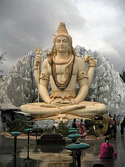 Shiva-Statue-in-Bangalore